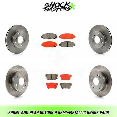 Satisfied PR430C *NEW* Front Ceramic Disc Brake Pads with Shims