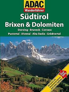ADAC Wanderführer Südtirol Brixen by Diverse | Book | condition very good