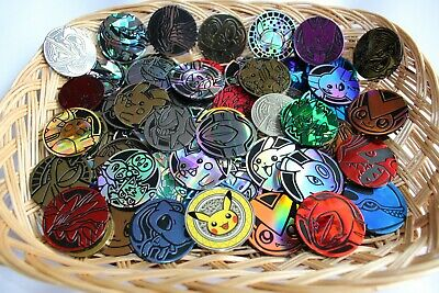 Pokemon TCG Flipping Coins / Tokens - PICK YOUR COIN - WOTC, D&P, B&W, X&Y, S&M