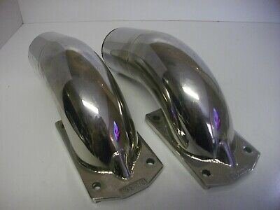 Imco Marine 3 1/2 inch stainless exhaust risers