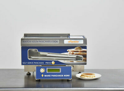 Commercial Popcake Machine-  Fully Automatic Pancake Machine