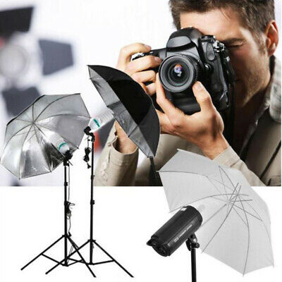 "33"" Studio Video Umbrella Translucent Photography Soft Light Photo Wedding ADGG"