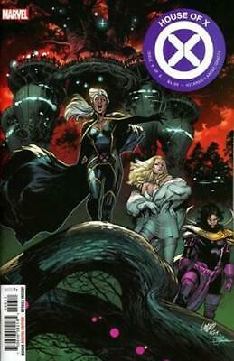 House Of X #6 (Of 6) Marvel Comics Near Mint 10/2/19