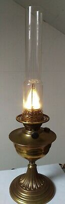 Young's Improved De'Light Incandescent Oil Lamp.  (not Aladdin)
