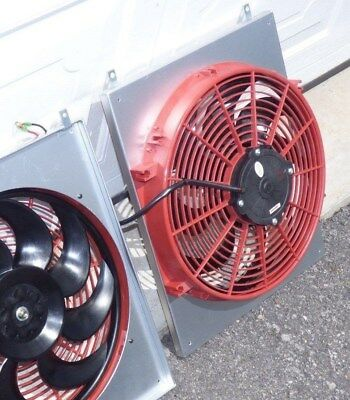 CHEVY EL CAMINO ELECTRIC COOLING FAN CONVERSION KIT NEW FF DYNAMICS EXTREME