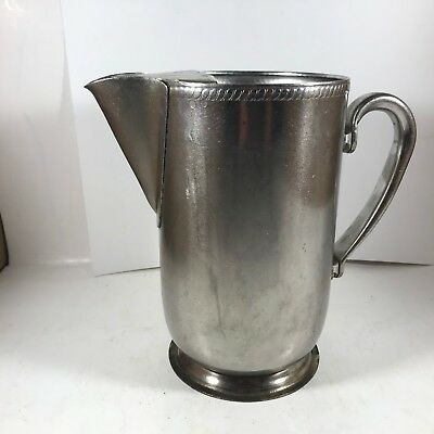 Vintage LEGION UTENSILS Water Pitcher