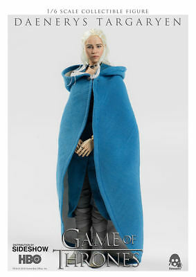 Sideshow Threezero Game Of Thrones Daenerys Targaryen 1:6 Figur Tv Series 26Cm