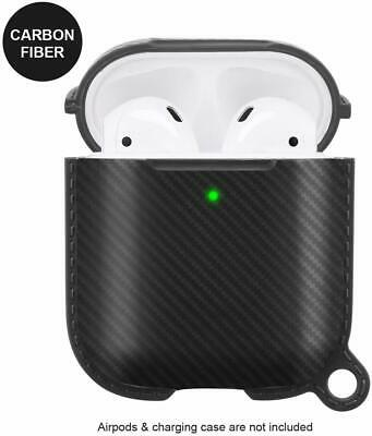 etasche Case for Airpods Case Cover Compatible with Apple Airpods Case 1 & 2 Wir