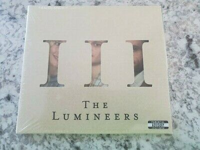 The Lumineers III CD Album 2019 Physical Factory Sealed NEW READY 2 SHIP