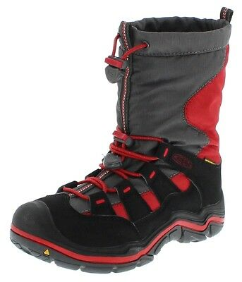 Keen Wintersport II WP Purple Wine//Very Berry//Kinder //Winterstiefel //Wasserdicht
