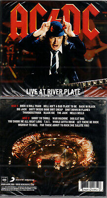 """AC/DC """"Live At River Plate"""" (2 CD Digipack) 2012 NEUF"""