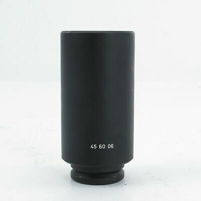 Zeiss Microscope Camera Adapter For Stemi Stereo Microscopes - 456006-0000-000