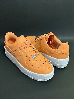 WOMEN'S NIKE AIR Force 1 Low White WMNS AF1 '07 Women Size