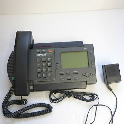 Nortel Vista 350 ~ 1 or 2 Line ~ Desk ~ Wall ~ Phone ~ Tested Great