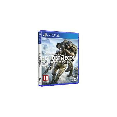 Videogioco Ubisoft Ghost Recon Breakpoint PS4 300111374