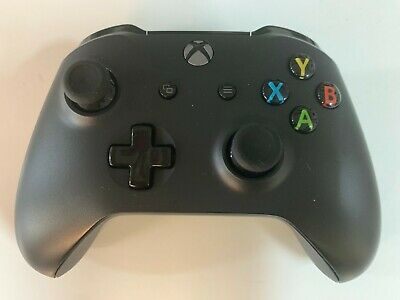 Microsoft Xbox One Xbox One S Wireless Controller 6CL-00001 Black