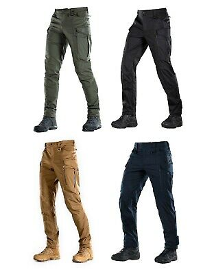 Mens Cargo Army Tactical Trouser Pants Work Wear
