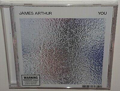 James Arthur You (2019) Brand New Sealed Cd ((Pre-Sale))