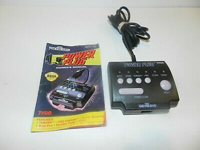 Tyco Power Plug for Sega Genesis System Console - Tested