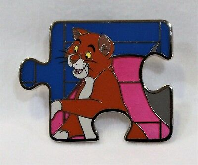 Disney Aristocats Character Connection LE 1100 Puzzle Pin - Thomas O'Malley