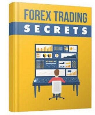 NEW Forex Secrets eBook PDF with Full Master Resell Rights