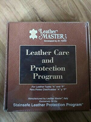 Leather Master Leather Care & Protection Program