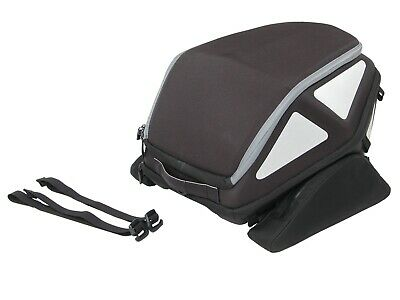 HEPCO AND BECKER Royster Rearbag with Strap Attachment - Black