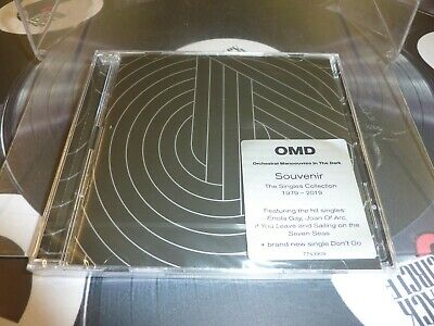 Orchestral Manouevres In The Dark (Omd) - Souvenir 2Cd Mint/Sealed + Free Uk P&P