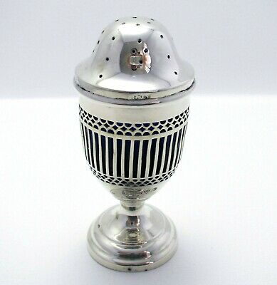 Very Rare Penhaligon's VINTAGE 1998 Solid Sterling Silver Perfume Scent Bottle