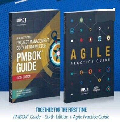 A Guide to the Project Management Body of Knowledge (PMBOK® Guide) - 6th Ed.