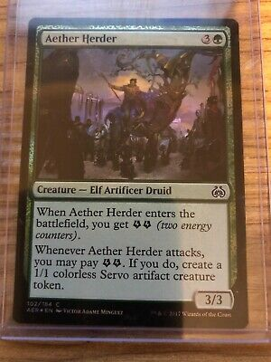 MtG Magic The Gathering Aether Revolt Uncommon Cards x4