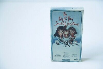 The Night They Saved Christmas (VHS, 1989)