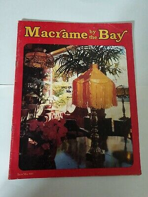 Craft Book: # Mac800 Macrame by the Bay - Patterns & Instructions