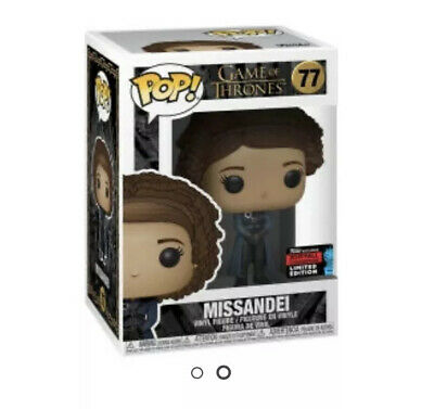 Funko Pop! Television: Game of Thrones - MISSANDEI - 2019 SHARED/NYCC EXCLUSIVE