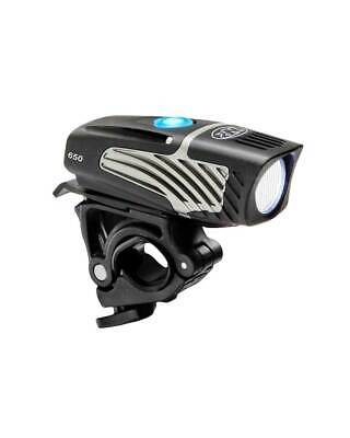 NiteRider Lumina Micro 650 Lumens Bicycle Light LED Front Headlight Rechargeable