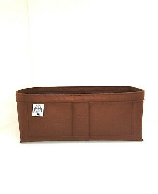 Keepall 45 Felt Liner / Organiser / Insert By Handbag Angels