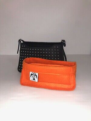 Mini Keeley Felt Handbag Liner / Insert / Organiser By Handbag Angels