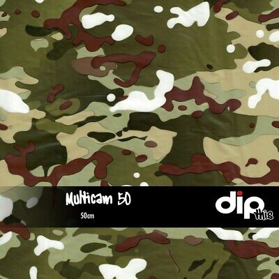 Multicam 50 - Hydrographics Film 50cm - Hydro Dipping FOLDED