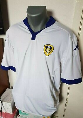 Leeds United Football Club Xxxl Kappa Replica Shirt
