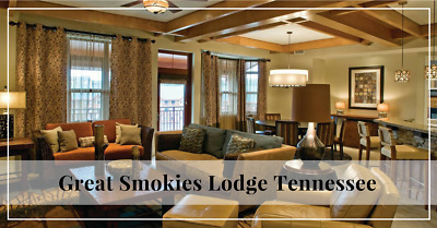 Wyndham Great Smokies Lodge, Sevierville Tennessee 4 BR PRE 12/01  - 5 nights