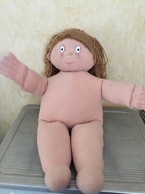 Vintage Adams Baby Wear Shop Soft Baby Manakin. Not A Toy. Ideal For Display