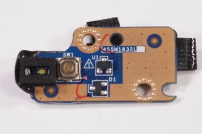 HP 15-BA113CL 15-BA SER Touchpad Button Board 855011-001 NBX0001ZO00 NEW