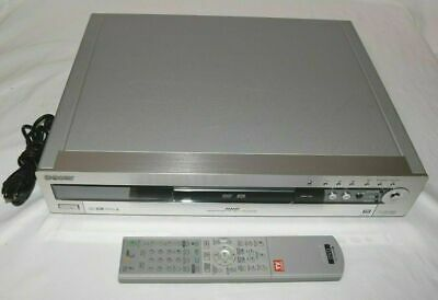 Sony RDR-HX900 DVD Recorder With Remote, Tested & Working