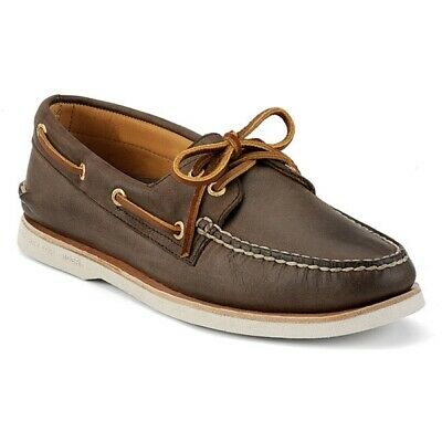 Sperry Top-Sider GOLD CUP Men/'s A//O 2-Eye Maiden Brown Boat Shoes STS19297 NEW