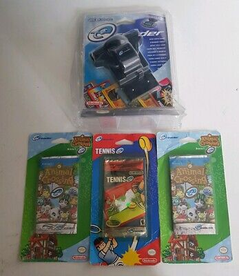 Boxed E-Reader Nintendo Game Boy Advance GBA Sealed Booster Cards and More