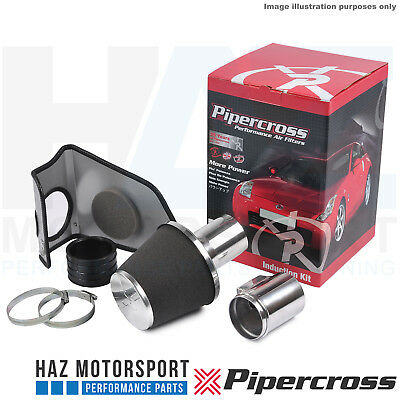 Pipercross Performance Air Filter Induction/Intake Kit + Heatshield PK107