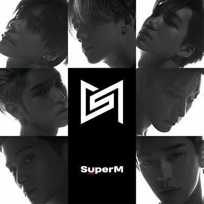 SuperM The 1st Mini Album 'SuperM'  [  all versions ]