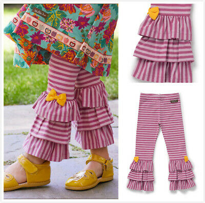 Matilda Jane Adventure Begins Library Book Big Ruffles pants Girls size 10 New