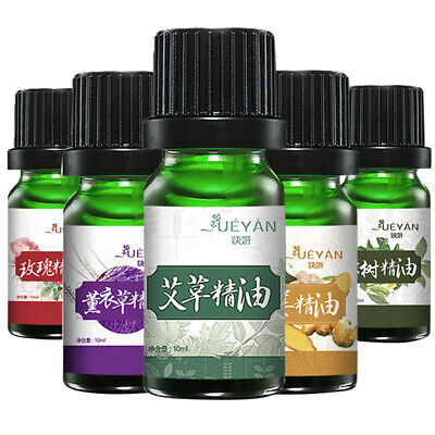 10ml Essential Oils 100% Pure Natural_Aromatherapy Essential Oil Fragrance Aroma