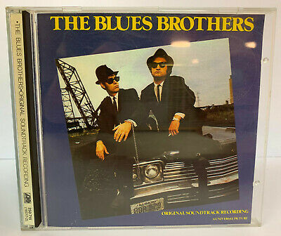 08489 CD OST - The Blues Brothers - Original Soundtrack